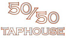 50/50 Taphouse-Winchester, VA